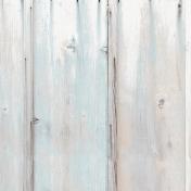 Nantucket Feeling {Sail Away} White Wood Paper