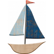 Nantucket Feeling {Sail Away} Sailboat