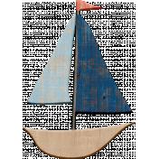 Nantucket Feeling {Sail Away} Sailboat