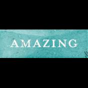 Nantucket Feeling {Sail Away} Amazing Word Snippet