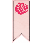 Tea in the Garden Rose Banner