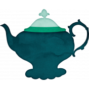 Tea in the Garden Teapot