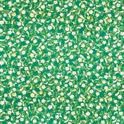 Tea In The Garden Flower Vines Paper