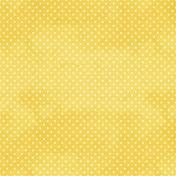Tea In The Garden Polka Dots Paper