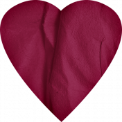 Heard The Buzz? Burgundy Heart