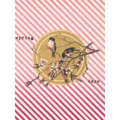 Bloom Revival Spring Days Journal Card 3x4