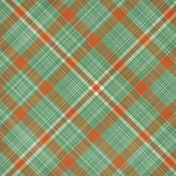 Fall Flurry Plaid Paper 02