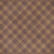 Fall Flurry Plaid Paper 03