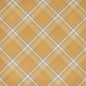 Fall Flurry Plaid Paper 04