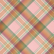 Fall Flurry Plaid Paper 05