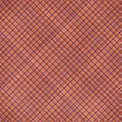 Fall Flurry Plaid Paper 10