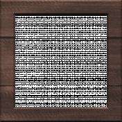 Mulled Cider Wood Frame