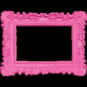 Pajama Party - Girls Photo Frame