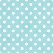 Pajama Party - Girls Polka Dots Paper