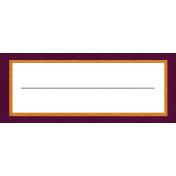 Apricity Label Purple