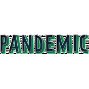 Healthy Measures Pandemic Word Art 2