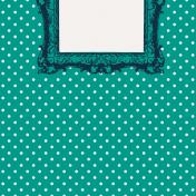 Healthy Measures Print: Frame Journal Card 4x4