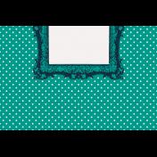 Healthy Measures Print: Frame Journal Card 4x6