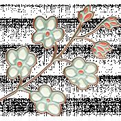 Better Together Enamel Flower 2