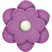 Better Together Purple Flower