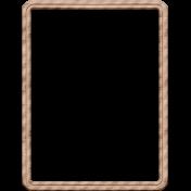 Chicken Keeper Element Photo Frame Wood