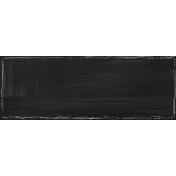 Rustic Wedding Chalkboard Label