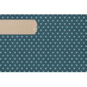 Rustic Wedding Journal Card Hearts 4x6