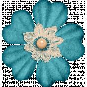 Lets Fika Element Flower Lace