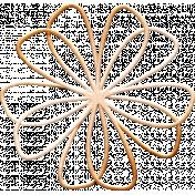 Lets Fika Element Flower Wire