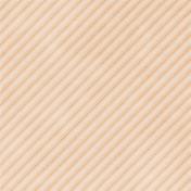 Let's Fika Striped Paper