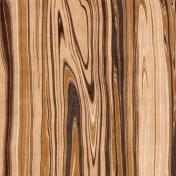 Let's Fika Wood Paper