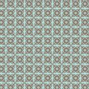 Spring Paper Templates No. 1 Ornate {Color Version}