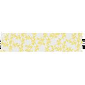 Naturally Curious Washi Tape Yellow