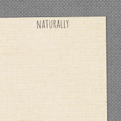 Naturally Curious Naturally 4x4 Journal Card