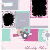Shabby Chic Template 4