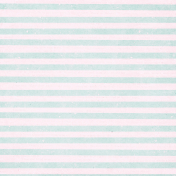 Shabby Chic Paper Stripe