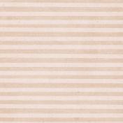 Shabby Chic Paper Stripe Beige