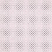 Shabby Chic Polka Dots Paper 5