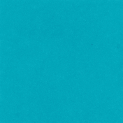 Backyard Summer Solid Paper Turquoise