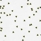 Backyard Summer Fireflies Paper 3