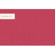 Garden Notes Sweet Journal Card 4x6