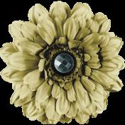 Classy Green Flower