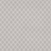 Classy Gray Diamond Paper