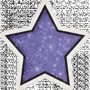 Sparkle And Shine Mini Sticker Star