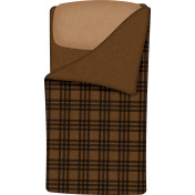 Camp Out: Lakeside Sleeping Bag Sticker Alternate