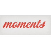 Camp Out: Lakeside Moments Word Art