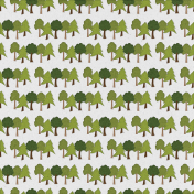 Camp Out : Woods Trees Paper