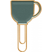 Going To The Bookstore Cup Paperclip