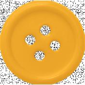 Sweet Autumn Mini Element Yellow Button
