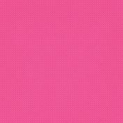 Sweet Autumn Mini Element Pink Polkadot Paper
